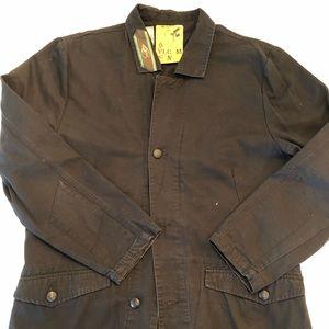 Men's Black Volcom Jacket XXL